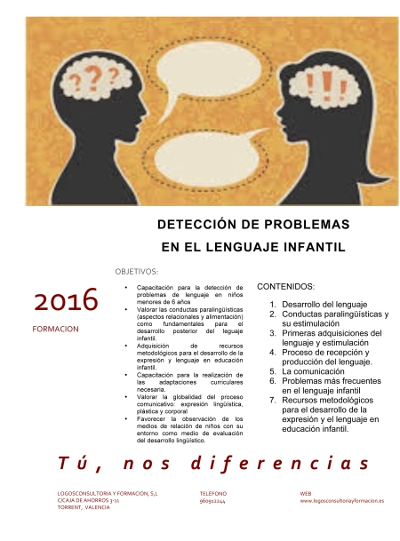 INF DETECCION DE PROBLEMAS DE LENGUAJE